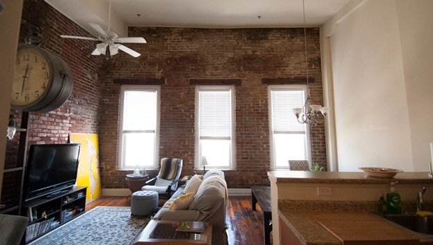 Downtown Loft Living A Perfectly Artistic Place Washington Daily